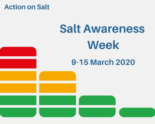 Salt Awareness Week 2020