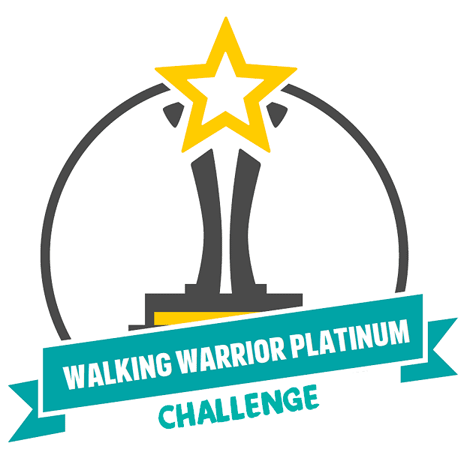 The Walking Warrior Platinum Challenge